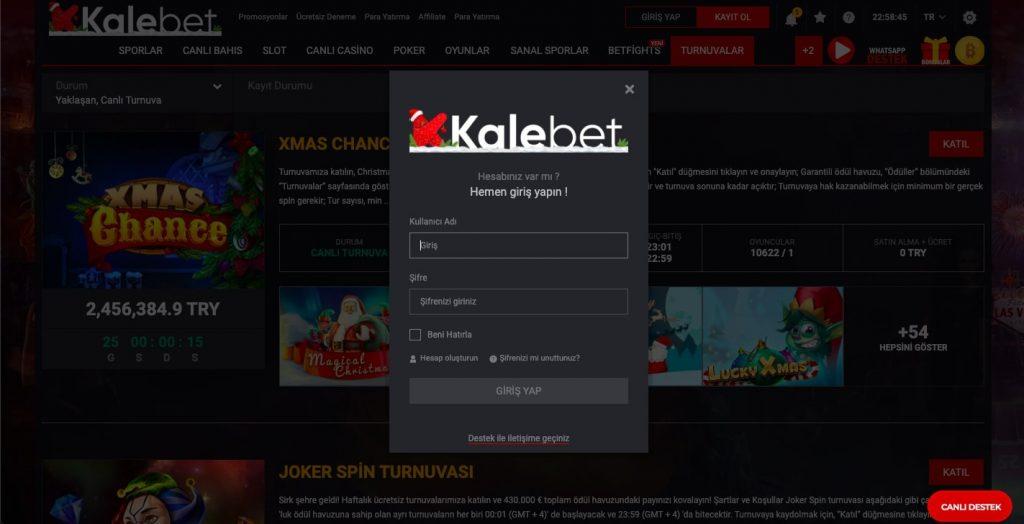 kalebet giriş ekranı 1024x524 - Kalebet Mobil Site